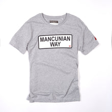 Load image into Gallery viewer, MANCUNIAN WAY - ORGANIC TEE