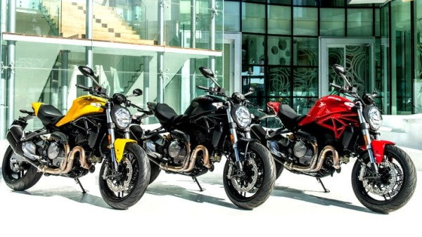 Ducati recalls 2705 Monster 1200, Monster 821 and SuperSport motorcycles
