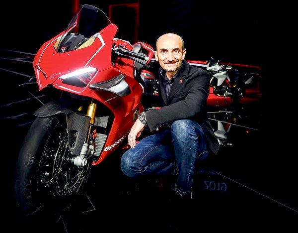 More Ducati V4 models promised by Ducati CEO