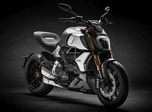 Introducing The Brand New Collection – Ducati Diavel 1260!