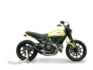 HP CORSE Ducati Scrambler 800 Slip-on Exhaust