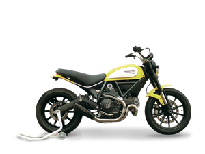 "HP CORSE Ducati Scrambler 800 Slip-on Exhaust ""Evoxtreme 260"" (EU homologated)"