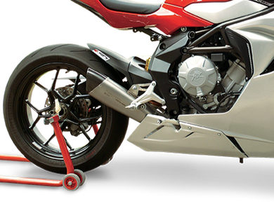 HP CORSE MV Agusta F3 Low Position Slip-on Exhaust