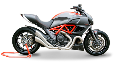 HP CORSE Ducati Diavel Dual Slip-on Exhaust