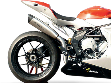 HP CORSE MV Agusta F3 High Position Slip-on Exhaust