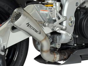 "HP CORSE Aprilia RSV4 RR/RF (15/16) Slip-on Exhaust ""Hydroform Corsa Short Satin"" (racing)"