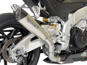 "HP CORSE Aprilia RSV4 RR/RF (15/16) Slip-on Exhaust ""Evoxtreme 310 Satin"" (racing)"