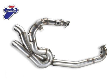 Ducati Streetfighter 848 Exhaust Collector Header by TERMIGNONI