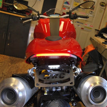 NEW RAGE CYCLES Ducati Monster 1100 LED Tail Tidy Fender Eliminator