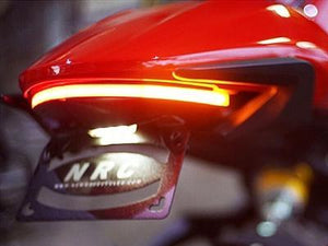 "NEW RAGE CYCLES Ducati Monster 821 ""Stealth"" LED Tail Tidy Fender Eliminator"