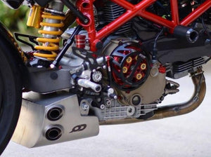 "QD EXHAUST Ducati Hypermotard 1100 / Evo Full Exhaust System ""Ex-Box"" (EU homologated)"