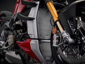EVOTECH Ducati Streetfighter V4 Radiator Guard Set