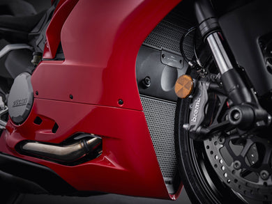 EVOTECH Ducati Panigale V2 Lower Radiator Guard
