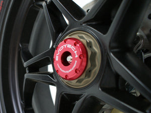EVOTECH MV Agusta Brutale / Turismo Veloce Rear Wheel Sliders