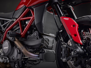 EVOTECH Ducati Hypermotard 950 Radiator, Engine & Oil Cooler Protection Kit