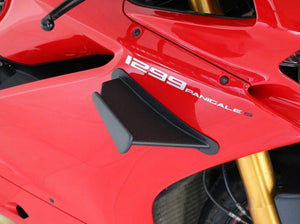 ZW001 - CNC RACING Ducati Panigale V2 GP Carbon Aerodynamic Winglets