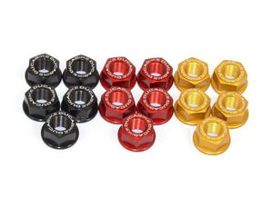 DUCABIKE Rear sprocket carrier nuts set for Ducati motorcycles