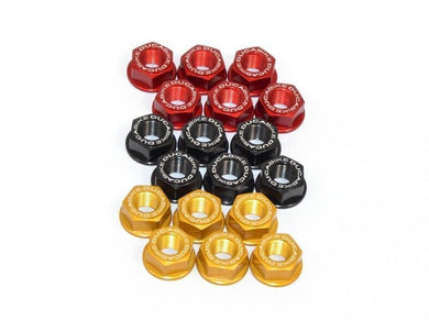 6DSB01 - DUCABIKE Ducati Rear Sprocket Carrier Nuts set