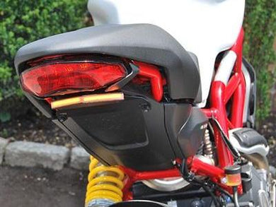 NEW RAGE CYCLES Ducati Monster 1200/797 LED Tail Tidy Fender Eliminator