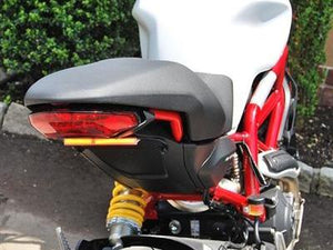 NEW RAGE CYCLES Ducati Monster 821 LED Tail Tidy Fender Eliminator