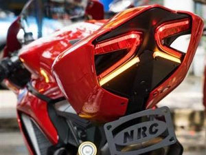 NEW RAGE CYCLES Ducati Panigale 899 LED Tail Tidy Fender Eliminator