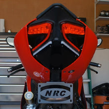 NEW RAGE CYCLES Ducati Panigale 1199 LED Tail Tidy Fender Eliminator