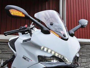 NEW RAGE CYCLES Ducati SuperSport 939 LED Front Turn Signals