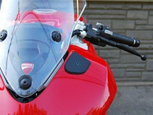 NEW RAGE CYCLES Ducati SuperSport 939 Mirror Block-off Plates