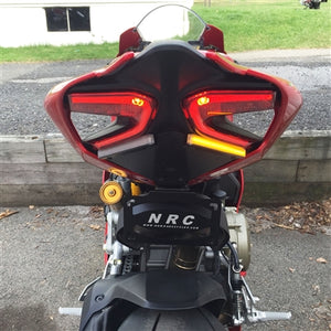 NEW RAGE CYCLES Ducati Panigale 1299 LED Tail Tidy Fender Eliminator