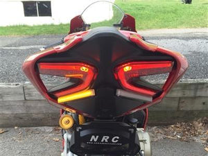 NEW RAGE CYCLES Ducati Panigale 959 LED Tail Tidy Fender Eliminator