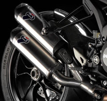 Ducati Monster 1100 Evo Dual Slip-on Silencers by TERMIGNONI