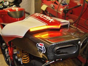 NEW RAGE CYCLES Ducati Superbike 999 LED Tail Tidy Fender Eliminator