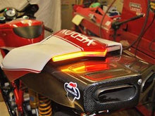 NEW RAGE CYCLES Ducati Superbike 749 LED Tail Tidy Fender Eliminator