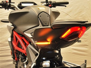 NEW RAGE CYCLES MV Agusta Brutale 800/RR LED Fender Eliminator
