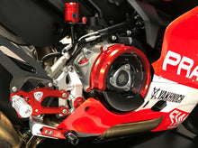 CA200 - CNC RACING Ducati Panigale V2 Clear Clutch Cover