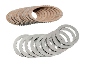 "CD002 - CNC RACING Ducati Full Clutch Plates kit for ""Master Tech"" (48 teeth, sintered)"
