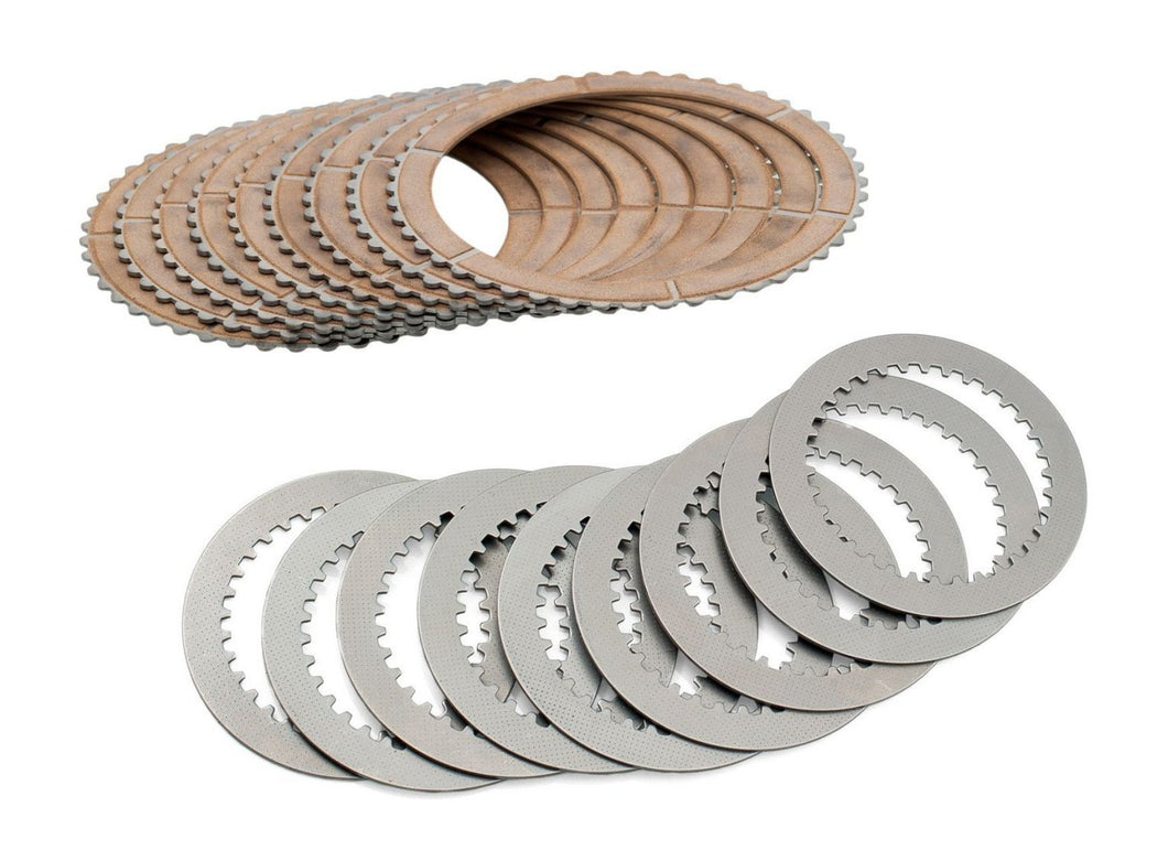 CD002 - CNC RACING Ducati Full Clutch Plates kit for