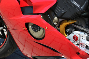 CF265 - CNC RACING Ducati Panigale V4 / Streetfighter Timing Inspection Cover