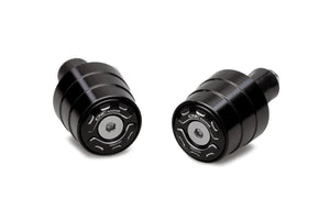 "CM238S - CNC RACING Universal Handlebar End Weights ""Gear"" (bi-color)"