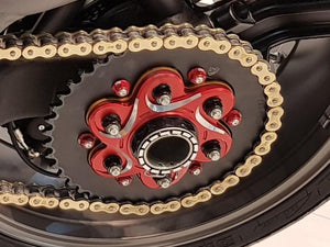CNC RACING Ducati Monster 1200 / SuperSport 939 Full Rear Sprocket Kit