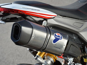 Ducati Hypermotard 939 Full Exhaust System by TERMIGNONI