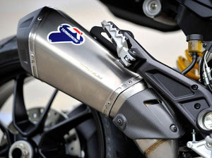 Ducati Hypermotard 821 Slip-on Silencer by TERMIGNONI