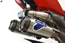 TERMIGNONI Ducati Panigale V4 Stainless-steel Full Racing Exhaust System (D200)