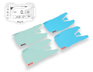 DP002 - CNC RACING Ducati Multistrada Dashboard Screen Protectors kit