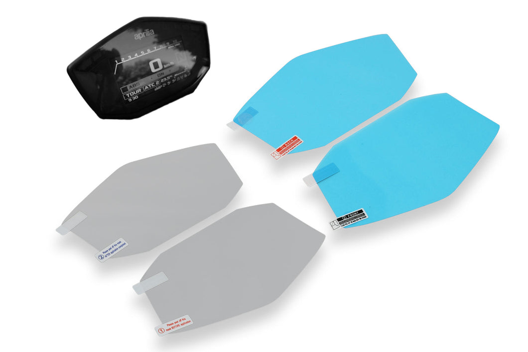 DP021 - CNC RACING Aprilia RSV4 RR / Tuono 1100 Dashboard Screen Protectors kit
