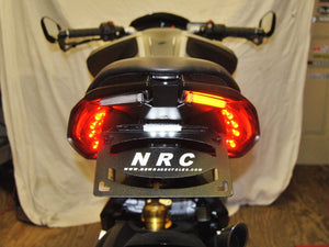 NEW RAGE CYCLES MV Agusta Dragster 800 LED Fender Eliminator