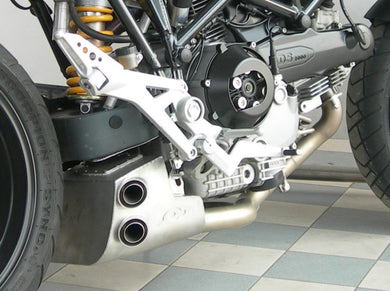 QD EXHAUST Ducati Multistrada 1000/1100 Full Exhaust System