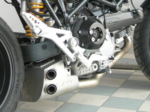 "QD EXHAUST Ducati Multistrada 1000/1100 Full Exhaust System ""Ex-Box"" (EU homologated)"