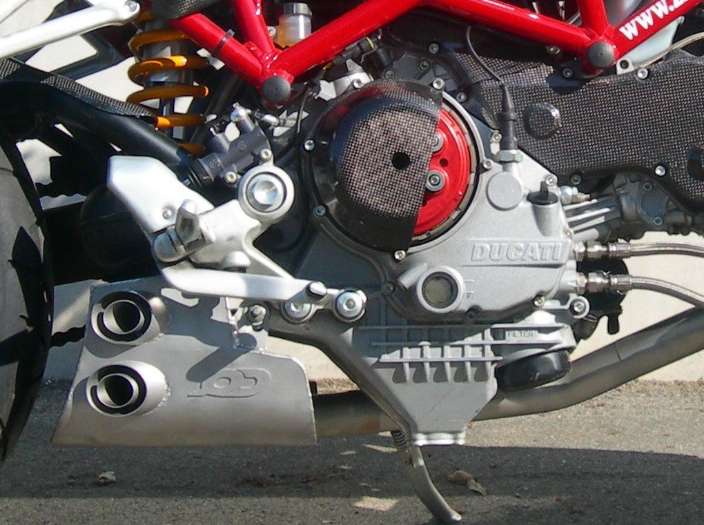 QD EXHAUST Ducati Monster S4R / S4RS Full Exhaust System