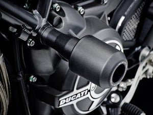 EVOTECH Ducati Scrambler / Monster 797 Frame Crash Protection Sliders